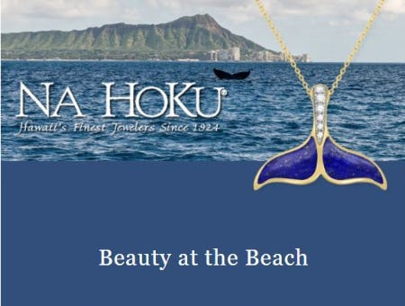 Island Treasures Inspired by the Seashore from Na Hoku, Hawaii's Finest Jewelers 1924