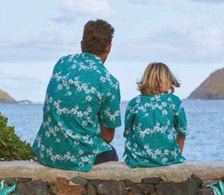 Perfect Gifts for Dad from Reyn Spooner