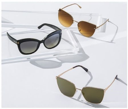 Catwalk-Ready Sunglasses from Solstice Sunglass Boutique