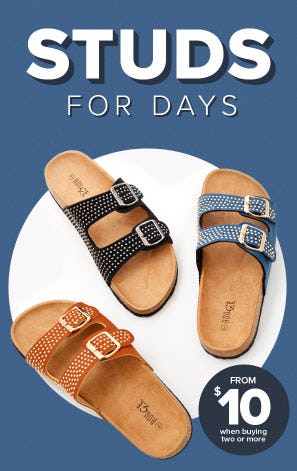 Slides from $10 When Buying Two or More from Rainbow