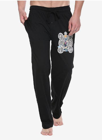Disney Kingdom Hearts Guys Pajama Pants from Hot Topic