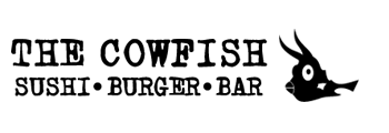 The Cowfish Sushi Burger Bar logo