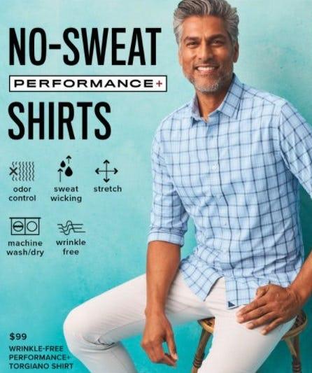 No-Sweat Summer Shirts from UNTUCKit