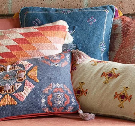 Soft Style Pillows from Cost Plus World Market