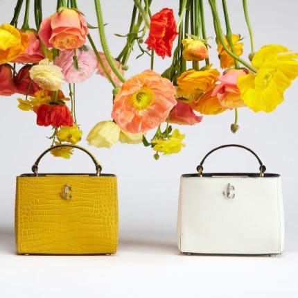 Colors of Spring from Jimmy Choo