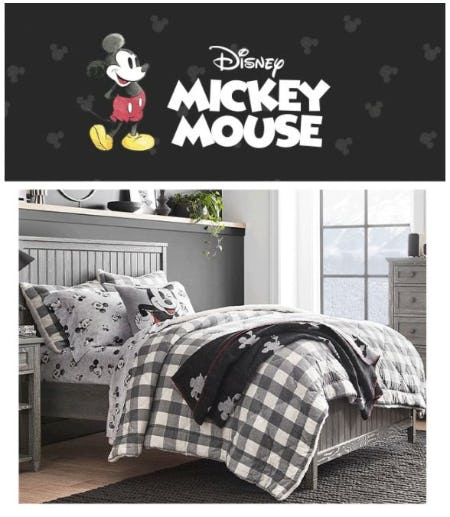 The New Disney Mickey Mouse Collection from PBteen