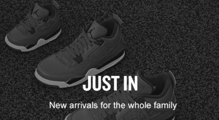 Shop New Arrivals from Finish Line