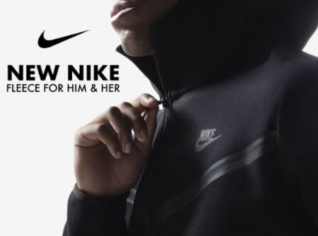 New Nike Fleece from EbLens Clothing and Footwear