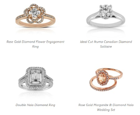 Explore Our Engagement Rings from Ben Bridge Jeweler