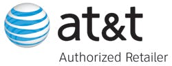 An Authorized At&t Retailer Logo