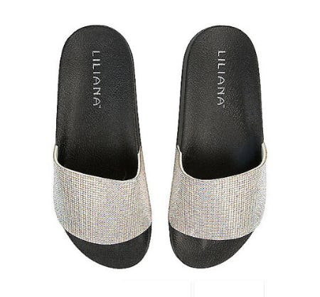 Liliana Multi Women's Blitz Slides from Shiekh
