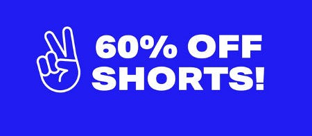 60% Off Shorts from Aéropostale