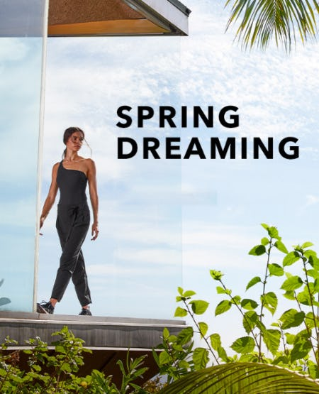 New Spring Styles Have Arrived from Athleta