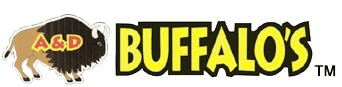 A & D Buffalo's Logo