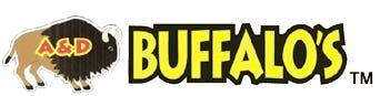 A & D Buffalo's                          Logo