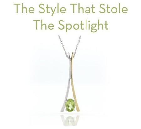 Y-Shaped Necklaces that Stole the Spotlight from Ben Bridge Jeweler