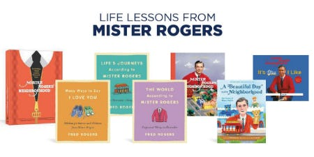 Life Lessons From Mister Rogers from Books-A-Million
