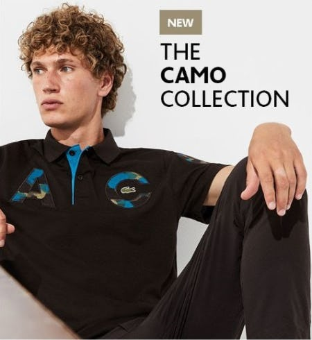 The New Camo Collection