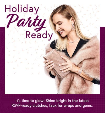 Holiday Party Ready from Charming Charlie