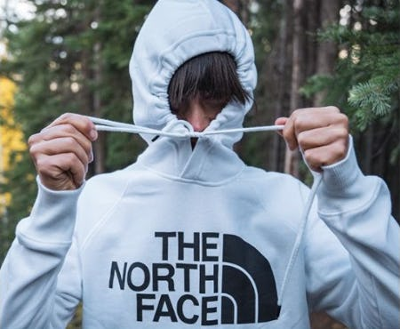 The Badge of Exploration from The North Face