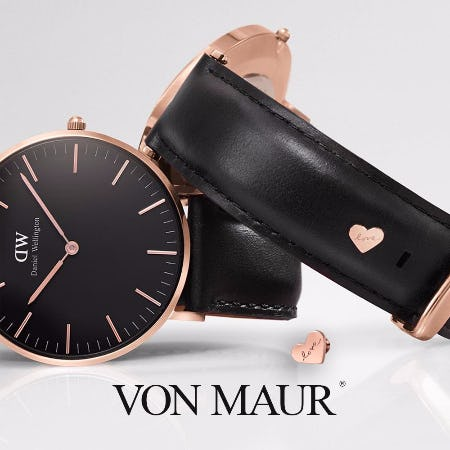 Daniel Wellington Gift With Purchase
