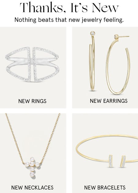 Treat Yourself to Something New from Zales