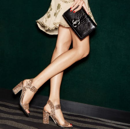 All That Glitters For Party Season from Jimmy Choo