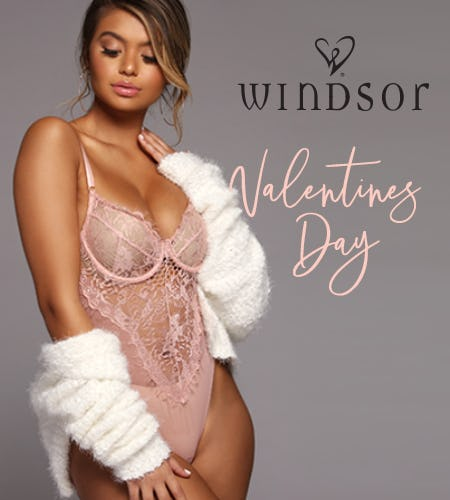 SHOP AT WINDSOR THIS VALENTINE'S DAY! from Windsor