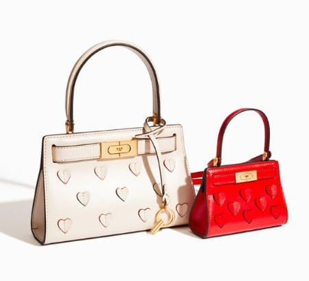 The Limited-Edition Valentine's Day Capsule from Tory Burch