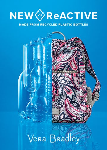 Rethink Recycled from Vera Bradley