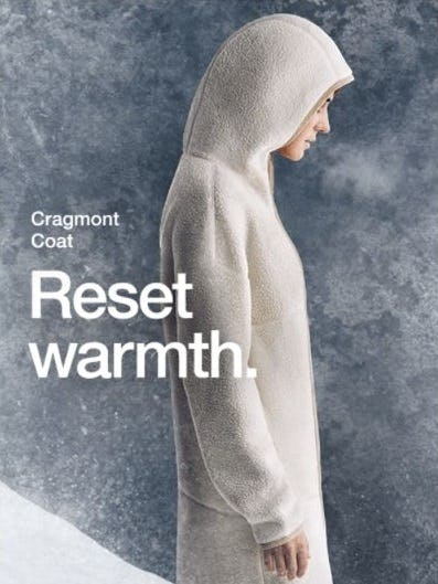 The Season's Most Essential Fleece: The Cragmont Coat from The North Face
