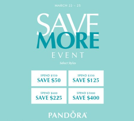 Save More Event from Ben Bridge Jeweler