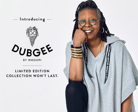 Introducing Dubgee by Whoopi from Ashley Stewart