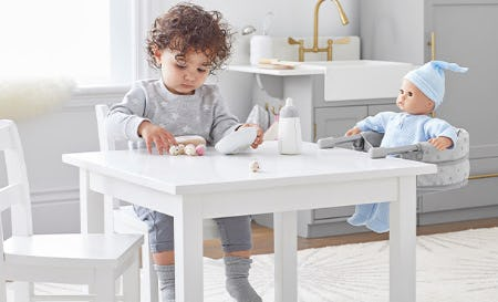 Play Tables from Pottery Barn Kids