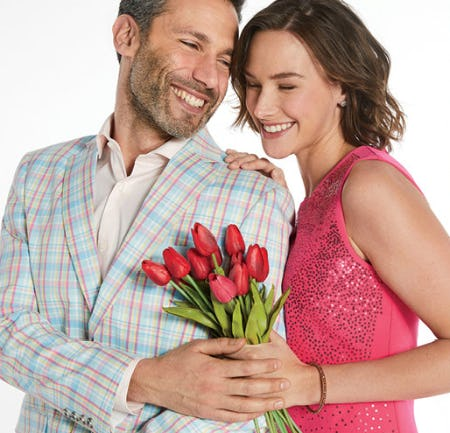 Romantic Styles from Stein Mart