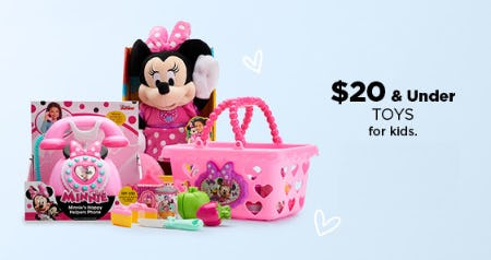 $20 & Under Toys for Kids from Kohl's