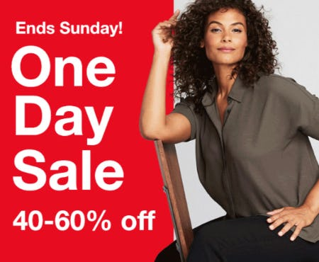 40-60% Off One Day Sale from macy's