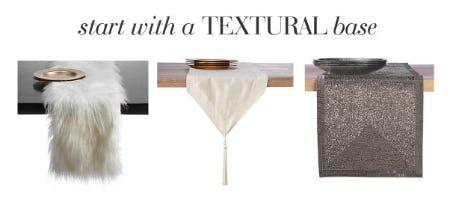 Shop Our Table Linens