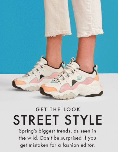 Get The Look Street Style from DSW Shoes