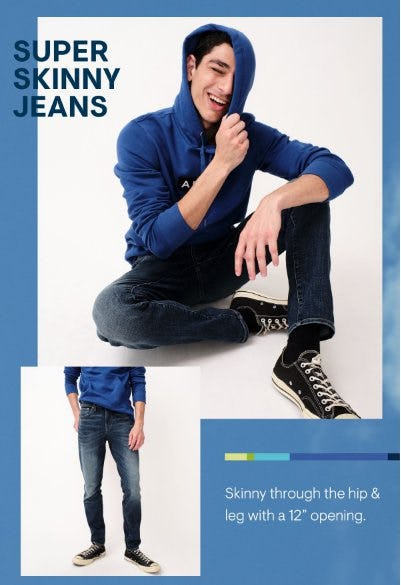 The Super Skinny Jeans from Aéropostale