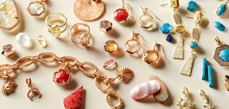 New Limited Edition Stones from Kendra Scott