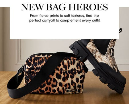 New Bag Heroes from Neiman Marcus