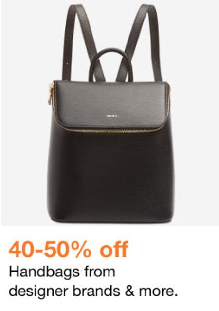 40-50% Off Handbags From Designer Brands and More from macy's