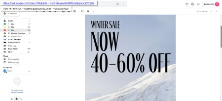 Winter Sale now 30–60% Off from Aritzia