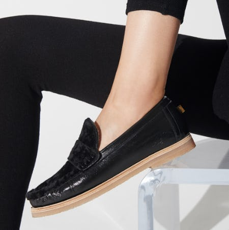 Luxe Loafer from STUART WEITZMAN