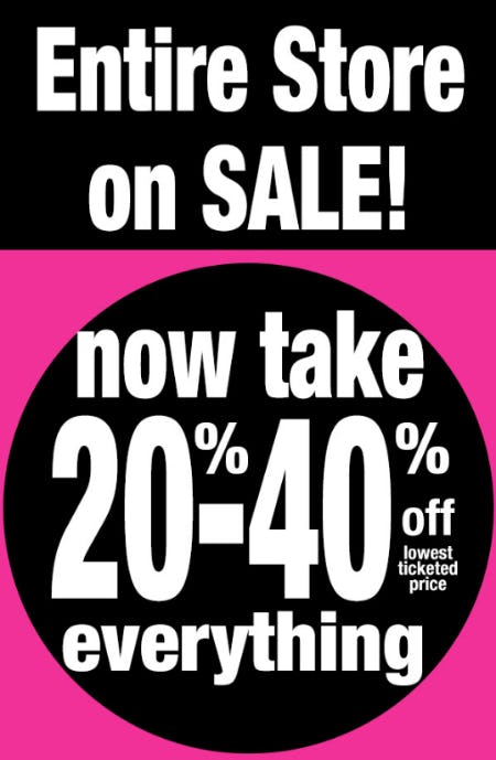 Take 20-40% Off Everything from PAPYRUS