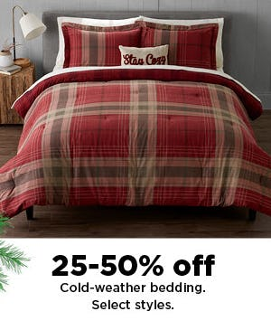 25-50% Off Cold Weather Bedding from Kohl's