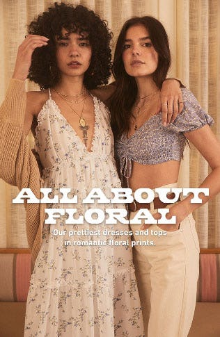 All About Floral from Forever 21