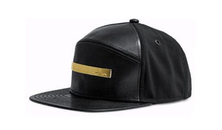 Melin The Bar Strapback Hat from Lids