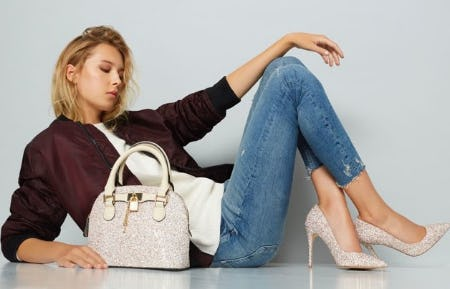 The Perfect Pair of Shoes & Handbag Combo from ALDO Shoes